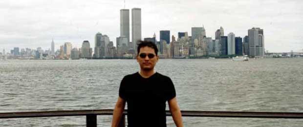 Nueva York...un año antes del «11 S»
