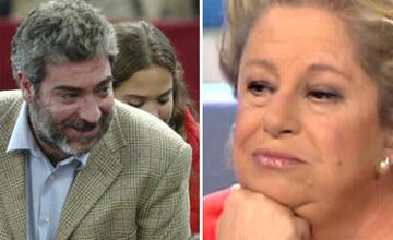 Miguel Ángel Rodriguez y la chota Maria Antonia
