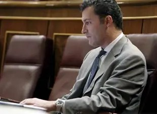 Santiago Cervera, diputado elegido por la coalición PP-UPN