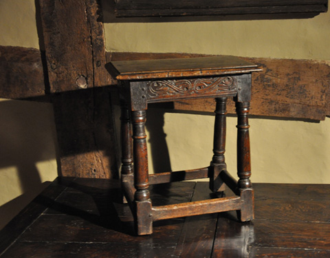 A Joint Stool Antique Joint Stools With Beautiful