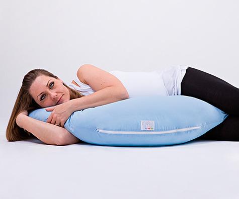 Il cuscino per la gravidanza Picci dormire bene  importante  Periodo Fertile