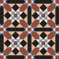 Victorian Geometric Floor Tiles - Outside Inspiration In ...