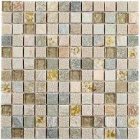 Classical Flagstones Benjamin Mosaic Tiles