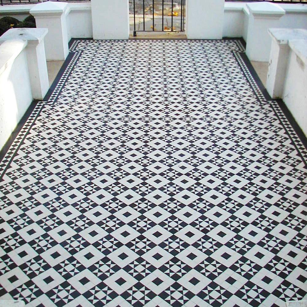 Monteith 70 Geometric Floor Tiles