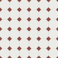 Barton 100 Geometric Floor Tiles