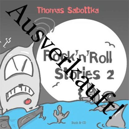 "Thomas Sabottka ""Rock'n'Roll Stories 2"" periplaneta"