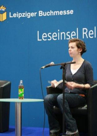 Buchmesse Leipzig, Mär 2012