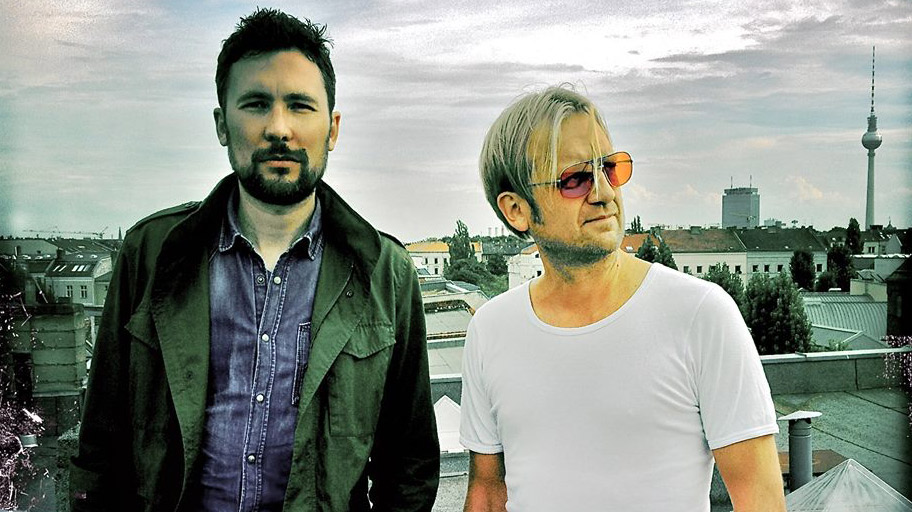 Florian Bald & Reverend Harley Weewax