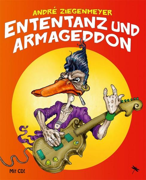 "Cover ""Ententanz und Armageddon"""