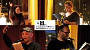 Literaturfestival: 48 Stunden Neukölln @ Sankt Richard Kirche Berlin