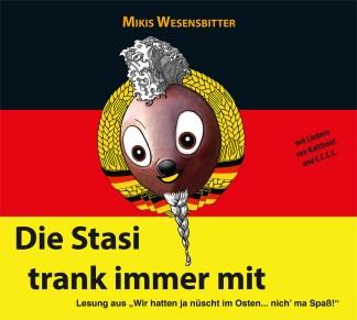 Die Stasi trank immer mit - periplaneta