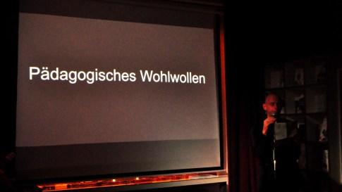 Matthias Niklas bei Vision & Wahn (01.10.2018) © Periplaneta