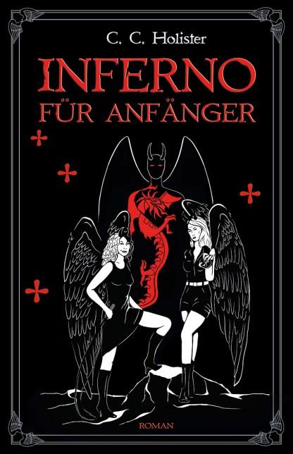 """C. C. Holister """"Inferno für Anfänger"""" - periplaneta"""