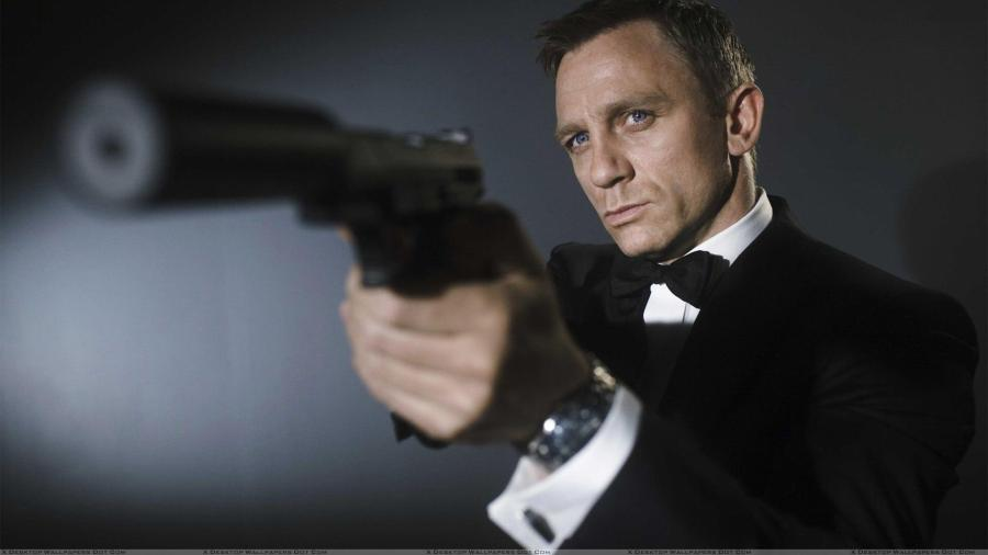 Daniel Craig As A James Bond