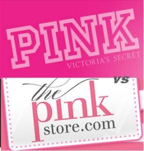 the pink store