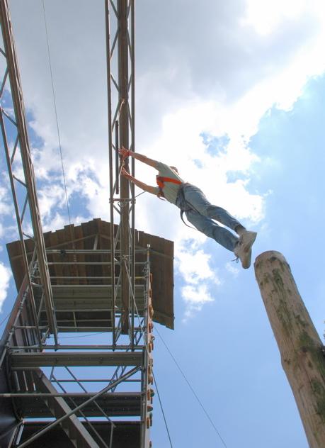 Pole Jumpin'