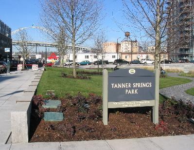 Tanner Springs Park