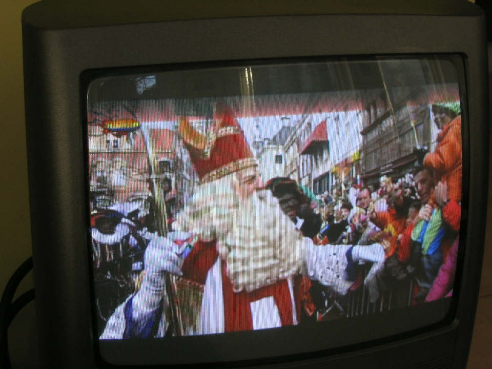 Sinterklaas Greetings