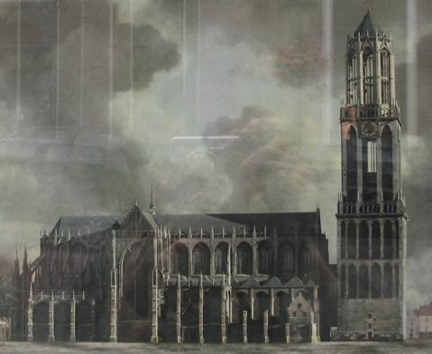 Utrecht Dom 1674
