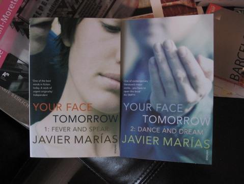 Your Face Tomorrow - Javier Marias