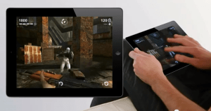 ipad fps control the drowning
