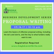 Business Development Series