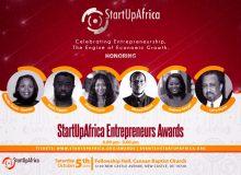 P.E.R.K. President named Entrepreneur of the Year by StartupAfrica