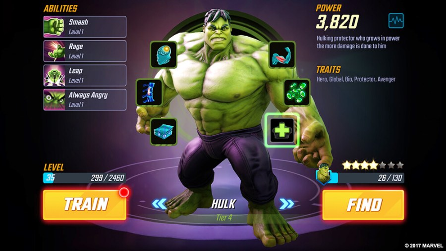 Marvel Strike Force Game Hack Free Gold Power Cores 2