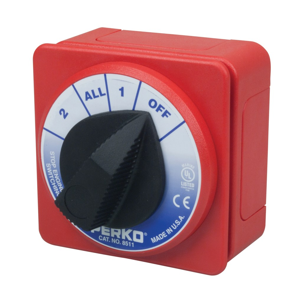 medium resolution of perko inc catalog battery switches compact medium duty battery selector switch 8511