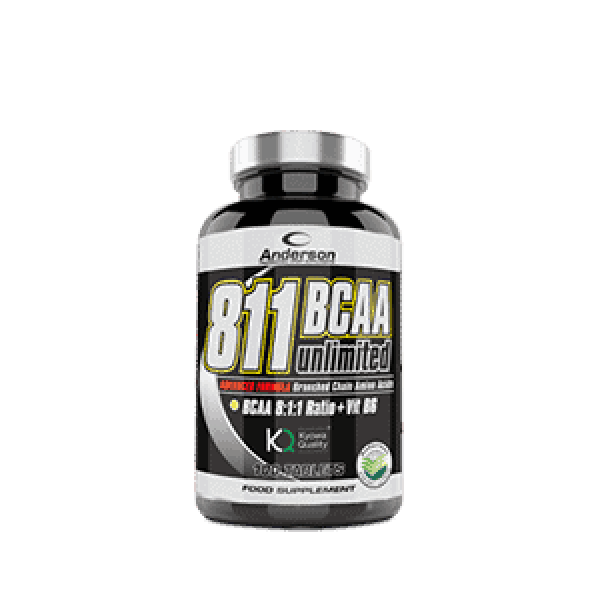 811 BCAA Unlimited
