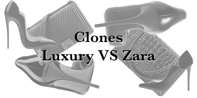 clones lux vs zara