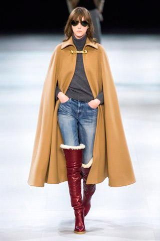 Celine abrigo capa tendencias