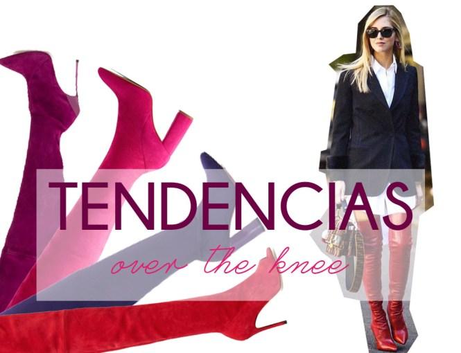 Tendencias: Over the knee