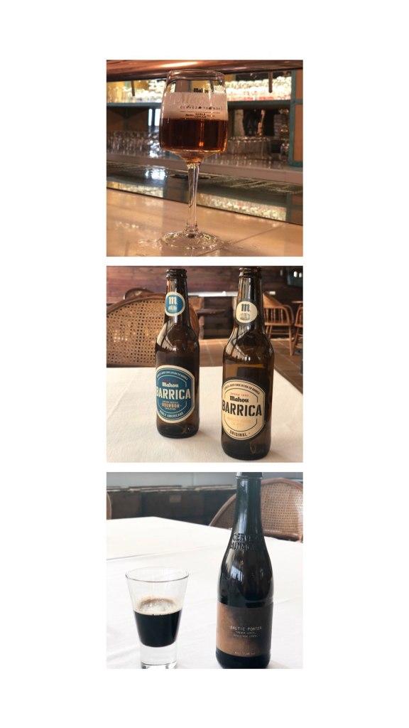 Cata de cervezas Mahou