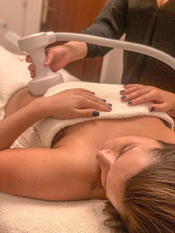 Tratamiento corporal Verónica Guerra
