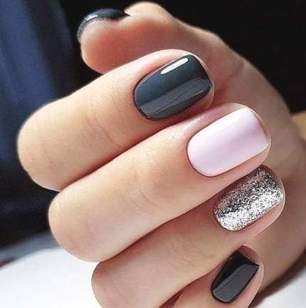 Manicura nail art