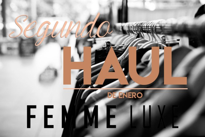 Segundo haul Femme Luxe