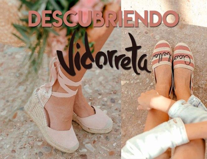 Descubriedo Vidorreta hand made Spain