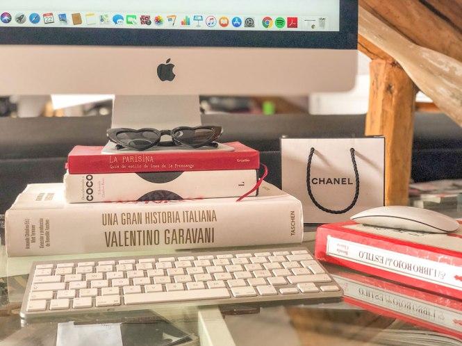 Libros sobre moda - Día internacional del libro