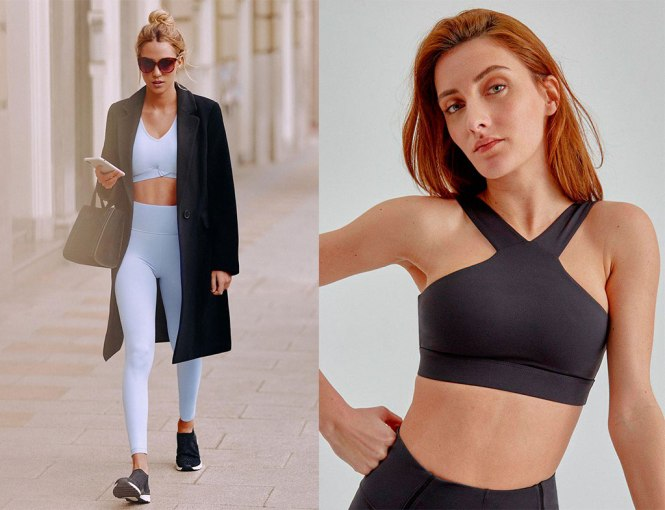 Activewear Black Limba