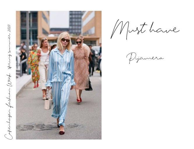 Must have: Pijama