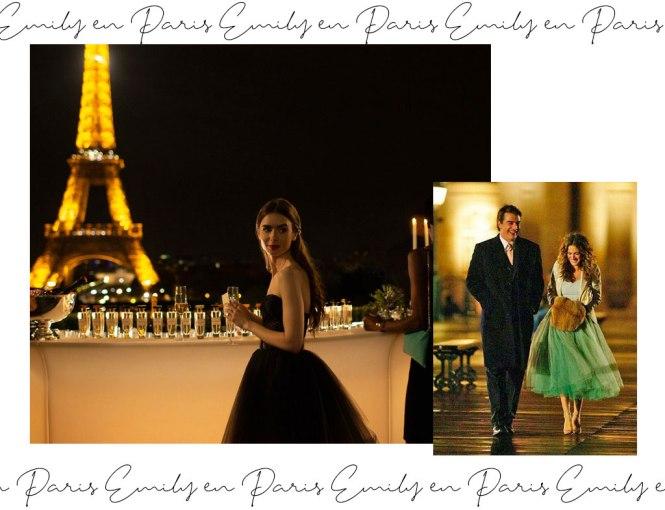 Emily en París vs Carrie Bradshaw