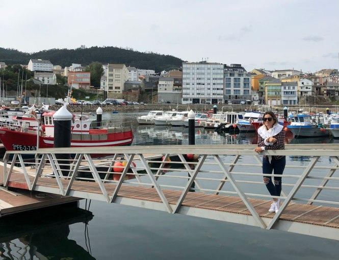 Puerto de Burela con Turisgalicia
