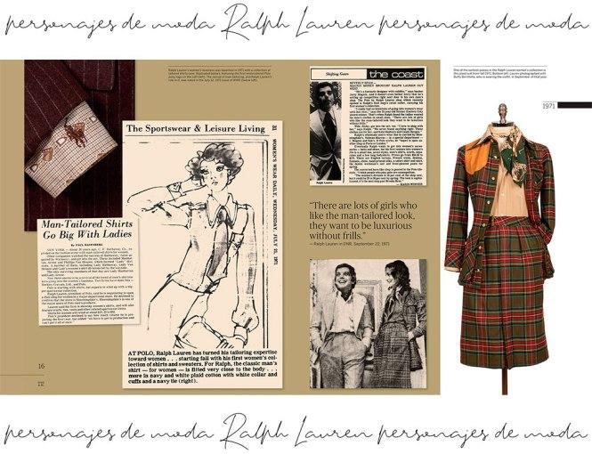 Colección femenina de Ralph Lauren