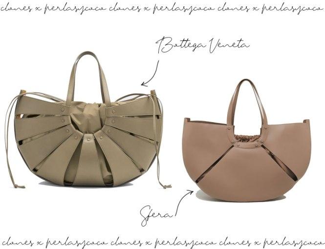 Clon bolso de Bottega Veneta