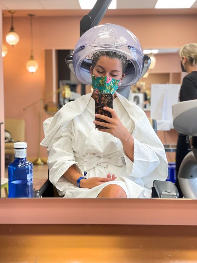 Tratamiento personalizado Leonor Greyl para recuperar el cuero cabelludo