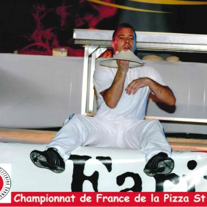 Championnat de France de la Pizza - Georges Lescuyer