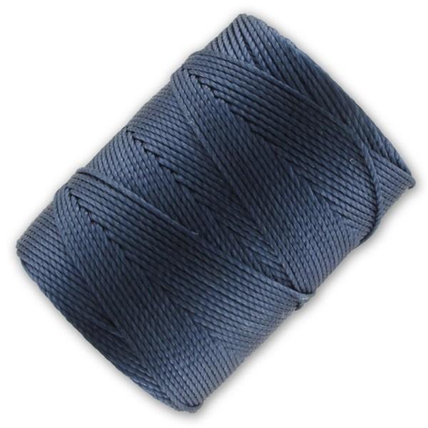 Lon Beading Cord 0 50 Mm Indigo X 82m - Perles &