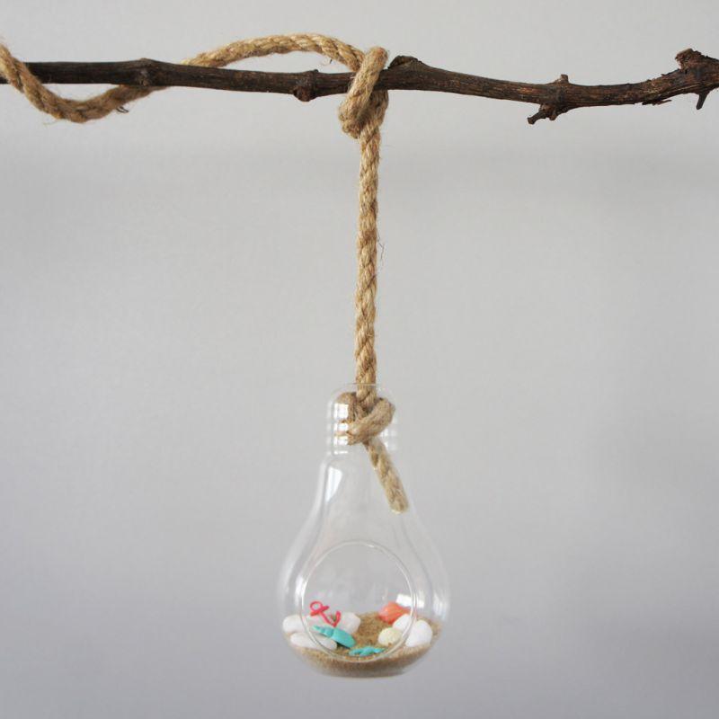 Mini Bocal Terrarium DIY Dco Pour Plantes En Verre Vase