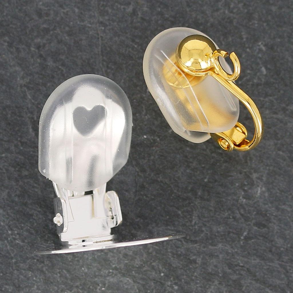 Protection Pour Clips Doreille 14x12 Mm En Silicone X6